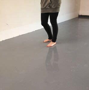 Fliesenlack Fußboden by 10 Kg Lichtgrau Ral 7035 2k Bodenbeschichtung Innen
