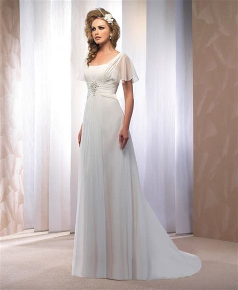 robe mariée empire robe de mari 233 e empire