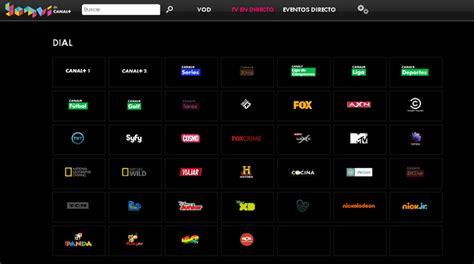 si e canal plus cómo registrarse para acceder a canal plus yomvi si eres
