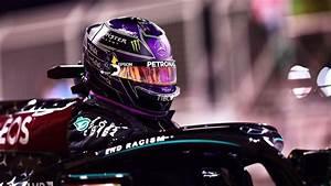 f1 lewis hamilton takes 98th career pole in bahrain