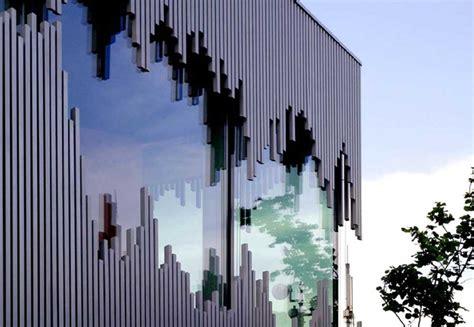 swiss radio station building landsarchitetture  architect