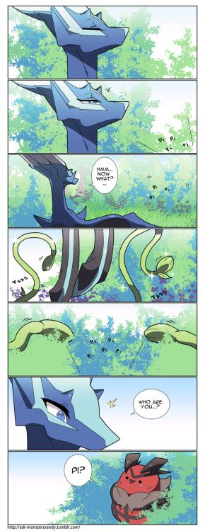 ask monsters x and y