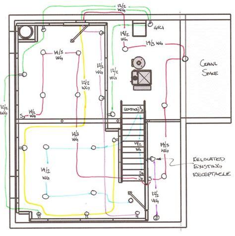 Wiring Basement Lights Plan Doityourselfcom