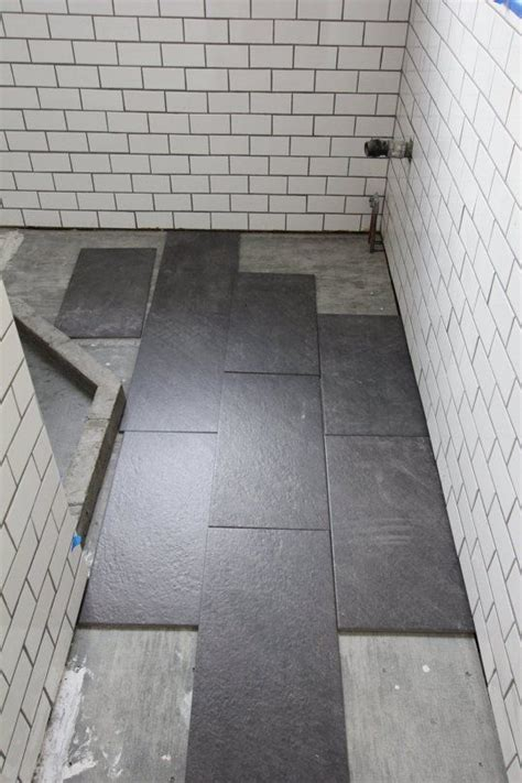 galvano charcoal tile 12x12 1000 images about bathroom remodel on grey