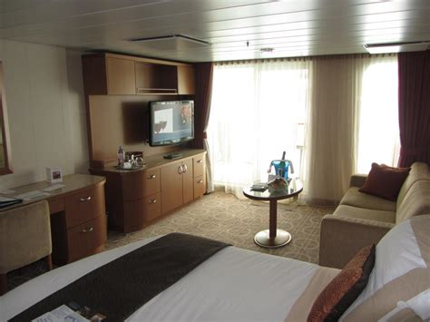 celebrity solstice cruise review  cabin