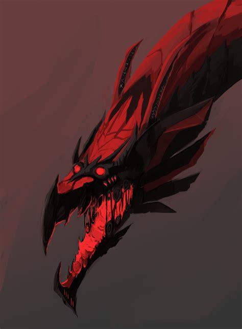 robotic dragon  super furet  deviantart