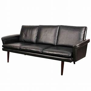 mid century modern leather sofa under 1000 rustzine home With leather sectional sofa under 1000