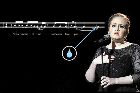 Why Adele's 'someone Like You' Makes Everyone Cry