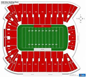 Rice Eccles Stadium Seating Charts Rateyourseats Com