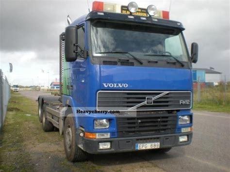 volvo fh  roll  tipper truck photo  specs