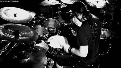 Metal Drummer Death Drum Gifs Nile Kollias