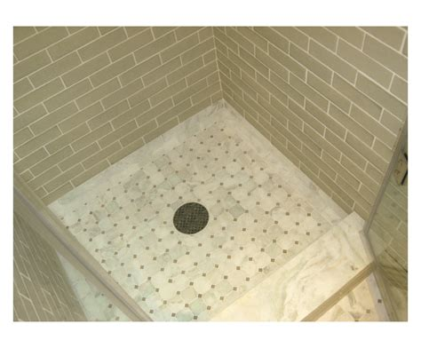 mosaic tile shower floor houses flooring picture ideas
