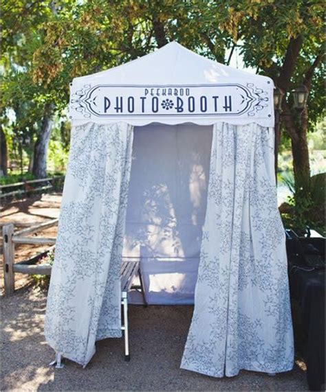 Diy Outdoor Photo Backdrop by 33 Diy Outdoor Photo Booth Ideas For Your Next The