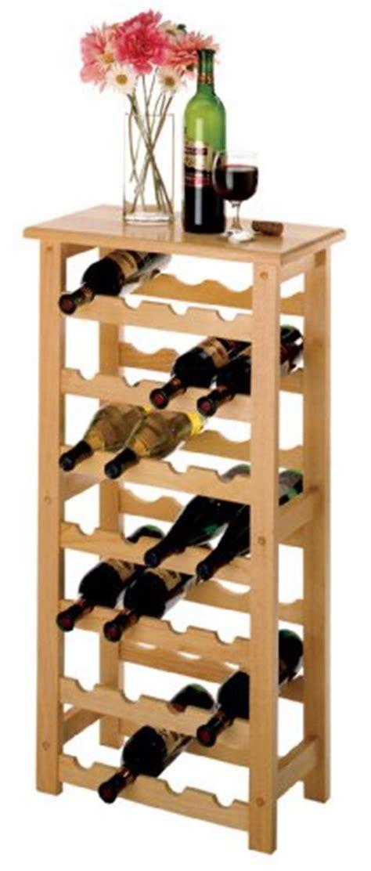 Winsome Wood 28 Bottle Wine Rack   Buy Online in UAE