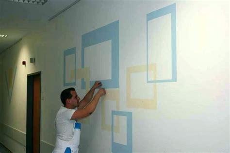 Wandgestaltung Mit Farbe Beispiele by Wandgestaltung Mit Farbe Streifen Dekorative