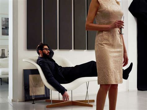 la chaise la chaise designer lounge chairs available from vitra