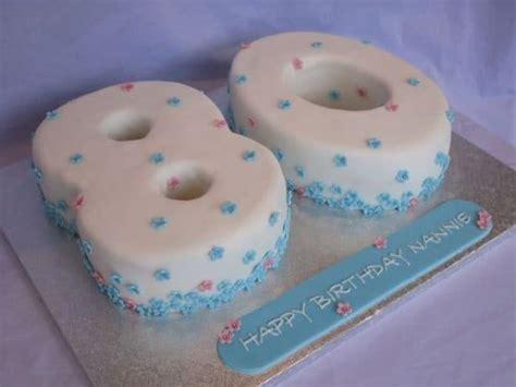80th Birthday Cakes 25 Fabulous Cake Ideas For