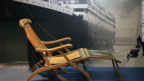 Titanic Deck Chair Plans by Australian Billionaire To Build Titanic Replica Cnn