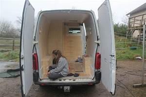 Aménager Son Camion : protection des murs du fourgon poimobile fourgon am nag ~ Melissatoandfro.com Idées de Décoration