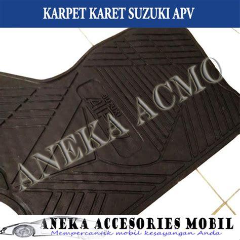 Karpet Mobil Apv Arena jual karpet karet suzuki apv apv arena karpet lantai