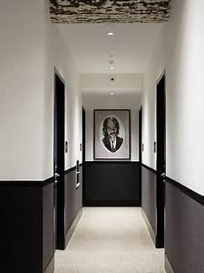 Idee Deco Couloir Peinture : d coration couloir 25 id es g niales d couvrir diy astuces d co id e d co couloir ~ Melissatoandfro.com Idées de Décoration