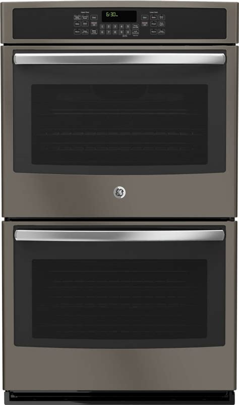 GE JT5500DF 30 Inch Electric Double Wall Oven with True
