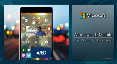 windows 10 mobile review the successor to 8 1