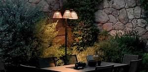 Lampadaire Exterieur Terrasse : luminaire ext rieur design et clairage de terrasse et balcon ~ Teatrodelosmanantiales.com Idées de Décoration