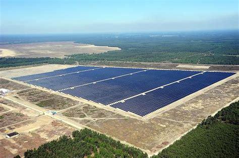 germany lieberose solar farm  germanys biggest
