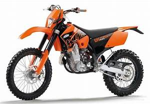 Ktm 525 Sx  Mxc  Exc Racing Workshop Service Propri U00e9taires