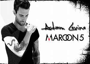 Adam Levine - Maroon 5 cover by Tek-Edesigns on DeviantArt