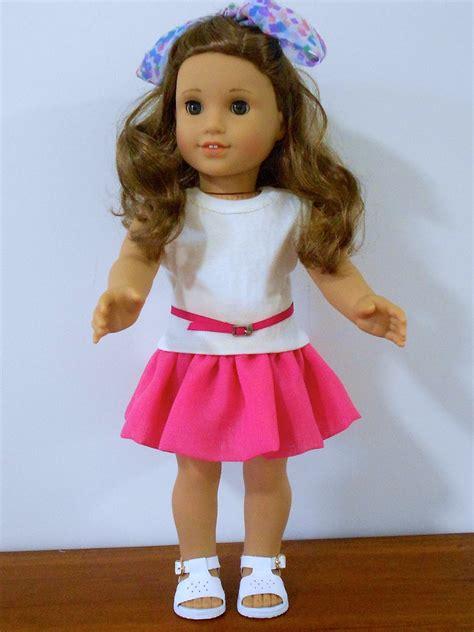 doll clothes patterns  valspierssews  skirt pattern