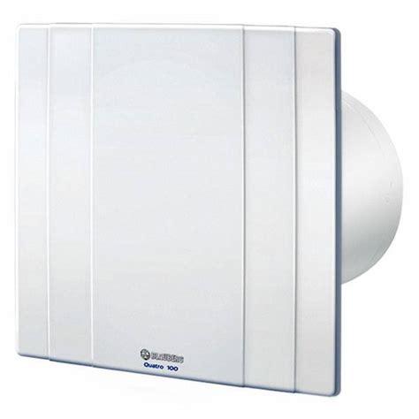 aspiratore vortice per bagno aspiratore bagno silenzioso blauberg quatro 100