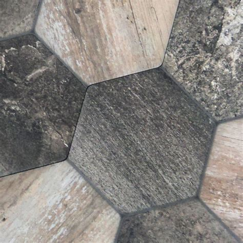 hexagon floor tile hexagon floor tiles 45x45cm br88551