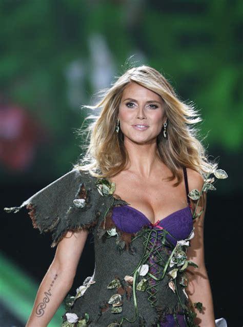 Heidi Klum Victorias Secret The Legend Of Victorias Secret
