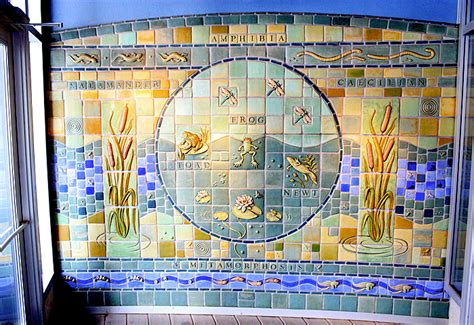 pewabic pottery tiles detroit s detroit photoblog pewabic pottery at the zoo