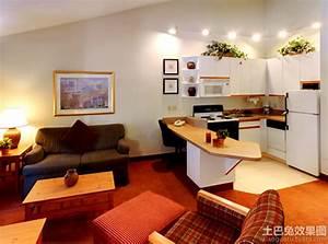 30平米酒店公寓装修效果图 土巴兔装修效果图