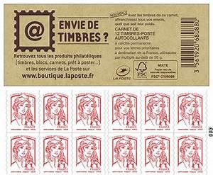 Poids Courrier Timbre : carnet de 12 timbres marianne rouge couverture e boutique boutique particuliers la poste ~ Medecine-chirurgie-esthetiques.com Avis de Voitures