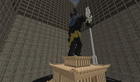 Snap Minecraft 1 7 10 Anubis Statue By $ Www