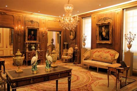 mobilier bureau musée cognacq photo salon xviiie
