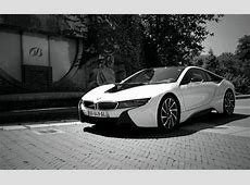 BMW i8 sportwagen van de toekomst