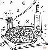 Coloring Italian Italie Italy Pasta Kleurplaat Clipart Colour Clip Piatto Colorare Spaghetti Popular Kleurplaten Nra Elettrici Domestici Tennis Library Topkleurplaat sketch template