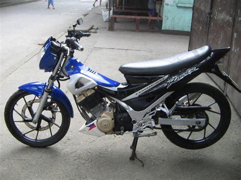 kumpulan foto modifikasi motor suzuki raider  terbaru