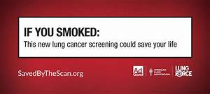 American Lung Association and The Ad Council Launch PSA ...