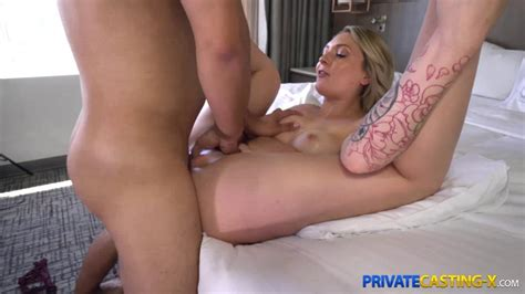 Private Casting X Charlotte Sins Slurping Pussy For 2