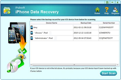 iphone data recovery ipubsoft iphone data recovery backup and restore software 50
