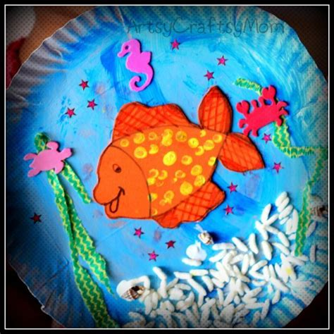preschool under the sea crafts the sea craft for toddlers preschool followpics co 173