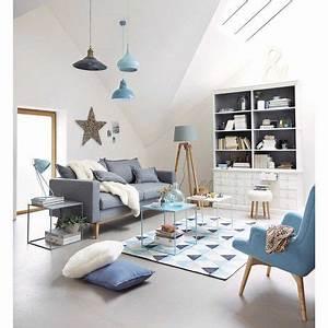 les 25 meilleures idees de la categorie tapis bleu sur With tapis chambre bébé avec canapé tissu moderne
