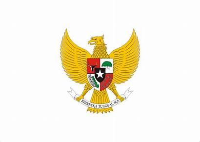 Garuda Pancasila Ai Gambar Indonesia Putih Logos
