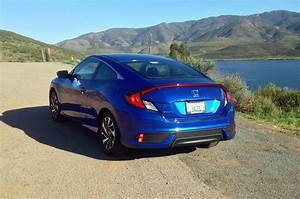 2016 Honda Civic Coupe Pricing Detailed  Starts At  19 885